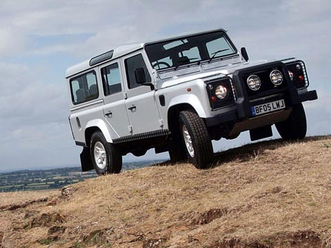 Отзывы о Land Rover Defender 110 2015 (Ленд Ровер Дефендер 110 2015)