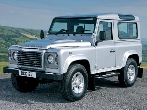 Отзывы о Land Rover Defender 90/130 2015 (Ленд Ровер Дефендер 90/130 2015)