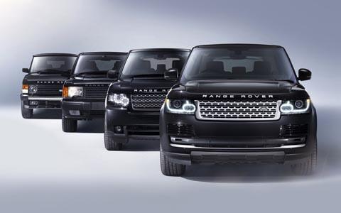 Отзывы о Land Rover Range Rover 4 2017 (Ленд Ровер Рендж Ровер 4 2017)