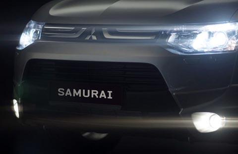 Отзывы о Mitsubishi Outlander Samurai 2015 (Мицубиси Аутлендер Самурай 2015)
