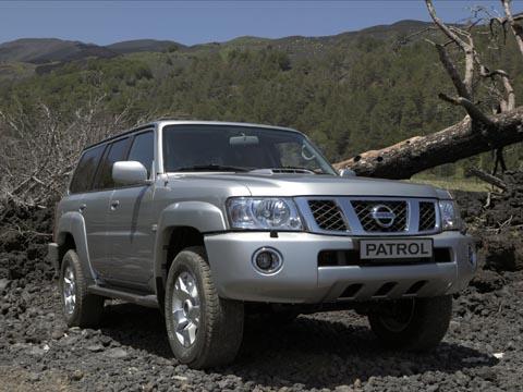 Отзывы о Nissan Patrol Y61 (Ниссан Патрол У61 5-го поколения)