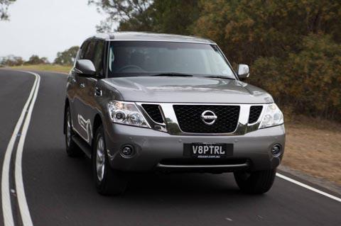 Отзывы о Nissan Patrol 2016 (Ниссан Патрол 2016)