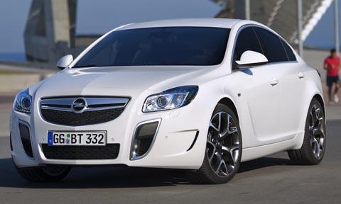Отзывы о Опель Инсигния ОПС (Opel Insignia OPC)