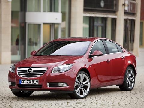 Отзывы об Opel Insignia (Опель Инсигния)
