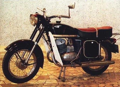 Отзывы о Восход 2 (мотоцикл Voshod 2)
