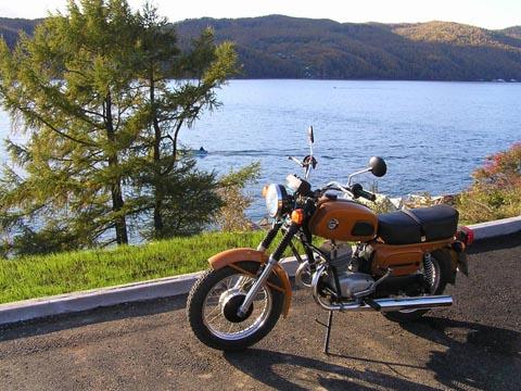Отзывы о Восход 3м (мотоцикл Voshod 3m)