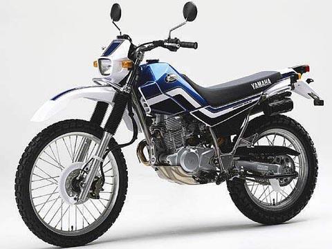 Отзывы о Yamaha Serow 225 (Ямаха Серов 225)