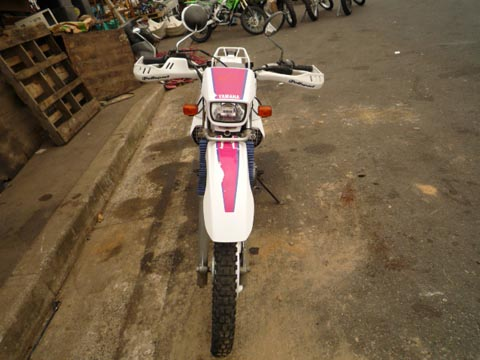 yamaha serow xt 225