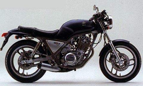 Отзывы о Yamaha SRX 400 (Ямаха срх 400)