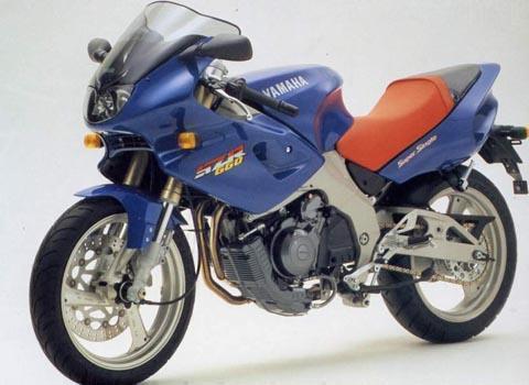 Отзывы о Yamaha SZR 660 (Ямаха СЗР 660)