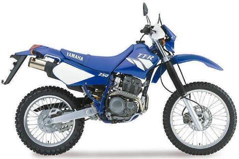 Отзывы о Yamaha TTR 250 (Ямаха ТТР 250)