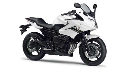 Отзывы о Yamaha XJ6 Diversion (Ямаха ХЖ6 Диверсия)