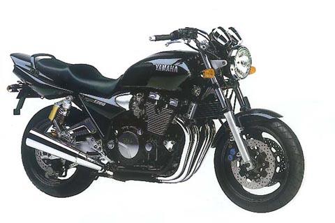 Отзывы о Yamaha XJR 1200 (Ямаха ХЖР 1200)