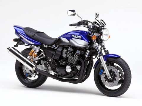 Отзывы о Yamaha XJR 400 (Ямаха ХЖР 400)