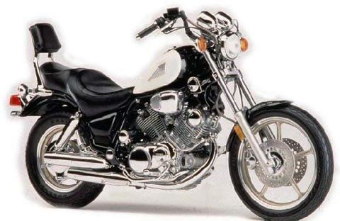 Отзывы о Yamaha XV 1100 Virago (Ямаха Вираго 1100)