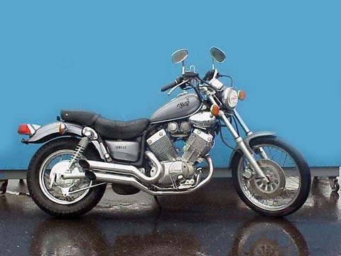Отзывы о Yamaha XV 400 Virago (Ямаха Вираго 400)