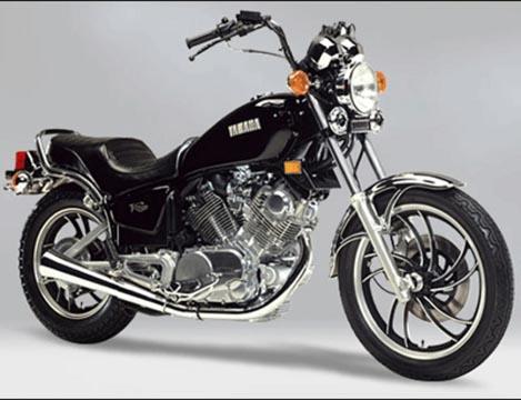 Отзывы о Yamaha XV 750 Virago (Ямаха Вираго 750)