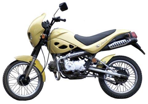 Отзывы о ЗИД 50 (мотоцикл ZID 50)