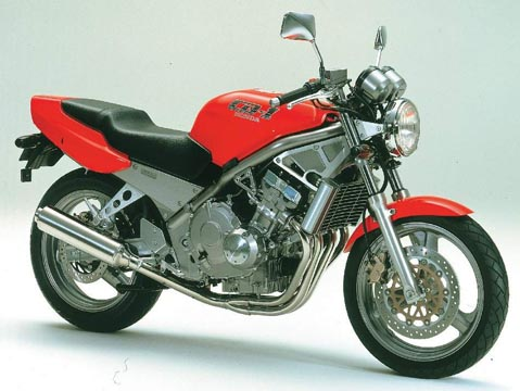 Отзывы о Honda CB-1 (Хонда СВ-1)