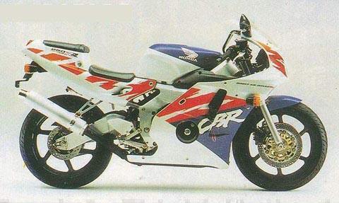 Хонда СБР 250