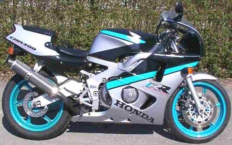 Отзывы о Honda CBR 400 (Хонда СБР 400)