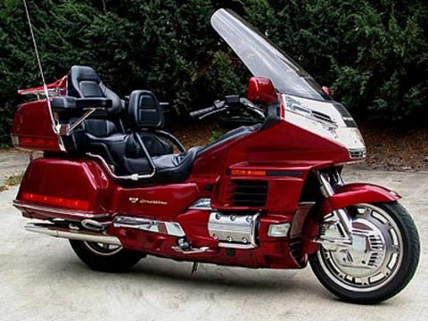 Отзывы о Honda gold wing 1500 (Хонда голд винг 1500)
