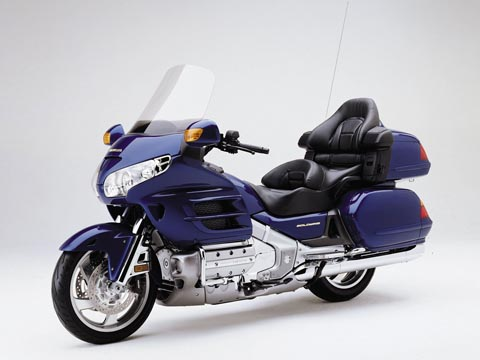 Отзывы о Honda gold wing 1800 (Хонда голд винг 1800)