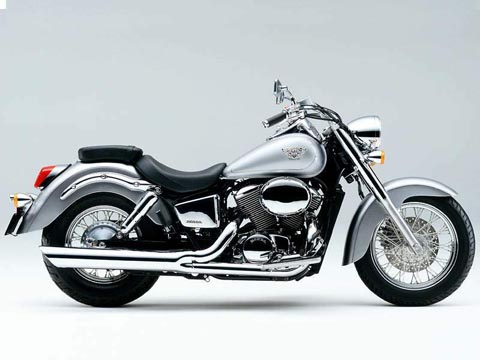 Отзывы о Honda VT 400 Shadow (Хонда ВТ 400 Шадов)