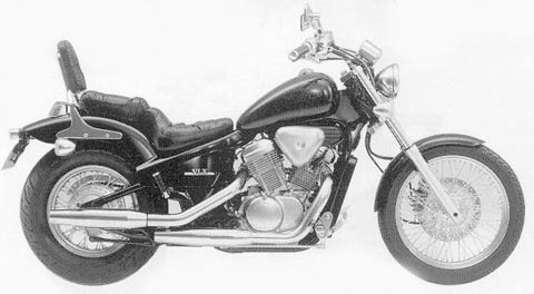 стид мотоцикл