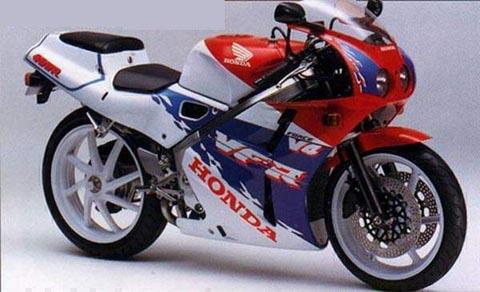 Отзывы о Honda VFR 400 (Хонда ВФР 400)