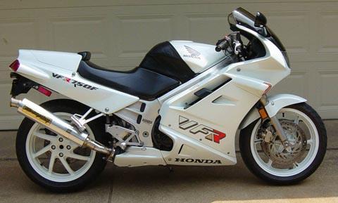 Отзывы о Honda VFR 750 (Хонда ВФР 750)