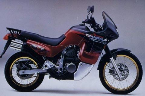 Отзывы о Honda XL 600 Transalp (Хонда Трансальп 600)