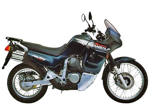 хонда трансальп 600