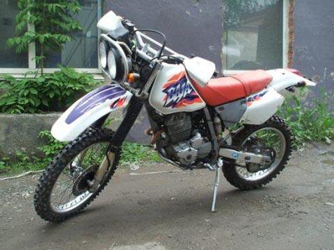 хонда хр 250
