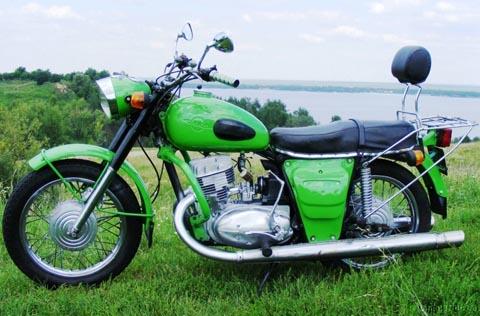 Отзывы о мотоцикле ИЖ Планета 3