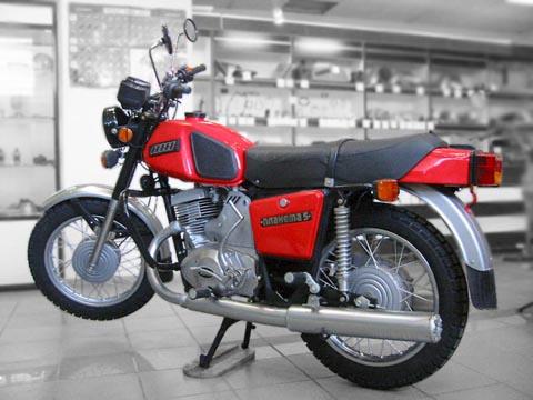 планета 5 мотоцикл