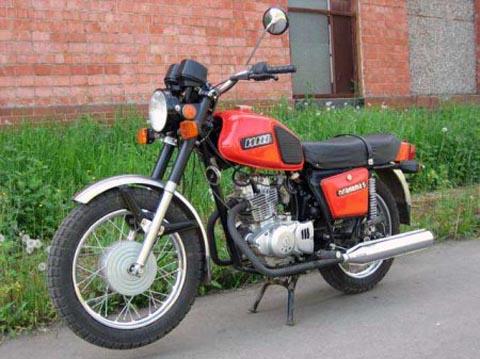 Отзывы о мотоцикле ИЖ Планета 7