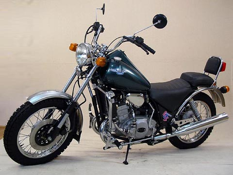 Отзывы о мотоцикле ИЖ Юнкер