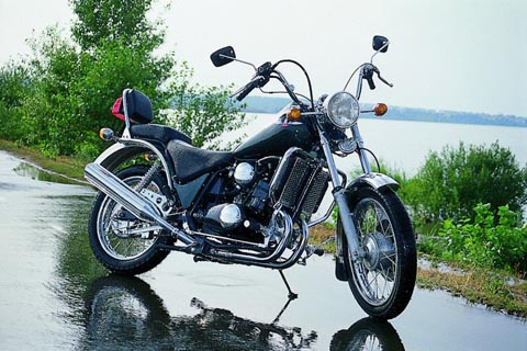 мотоцикл юнкер отзывы