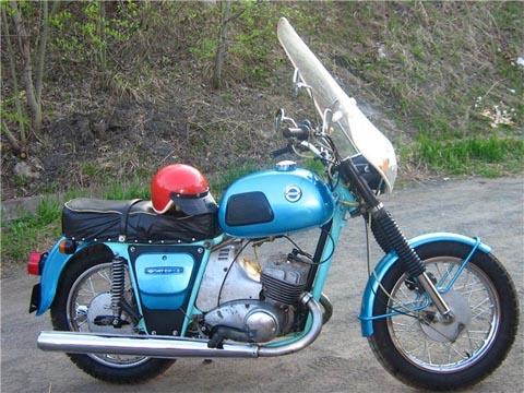 Отзывы о мотоцикле ИЖ Юпитер 3