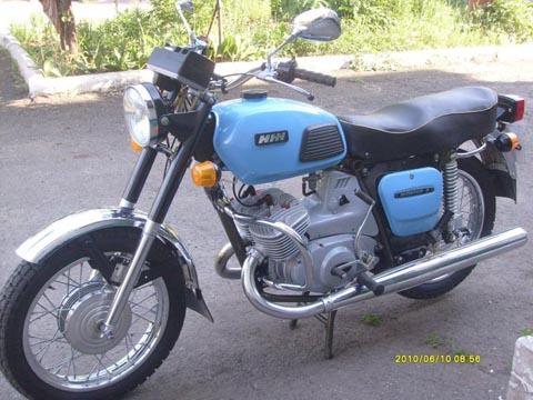 Отзывы о мотоцикле ИЖ Юпитер 4
