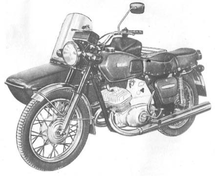 юпитер 4 мотоцикл