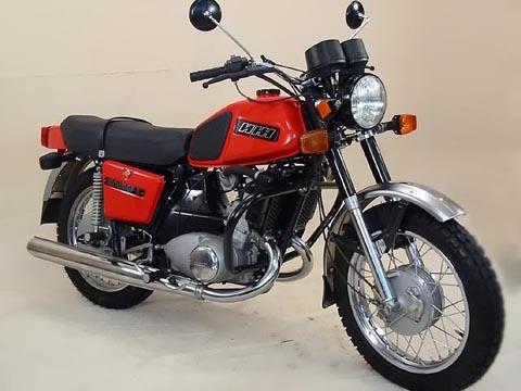 Отзывы о мотоцикле ИЖ Юпитер 5