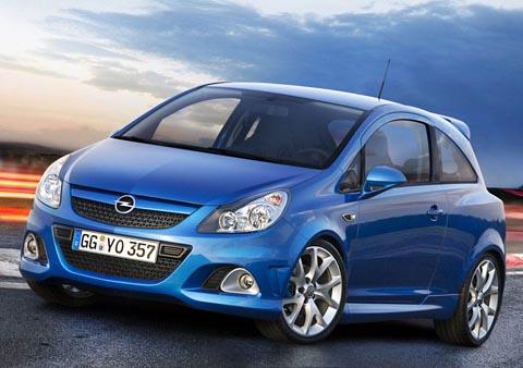Отзывы об Opel Corsa OPC (Опель Корса ОПС)