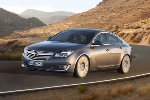 Отзывы о Опель Инсигния (Opel Insignia)