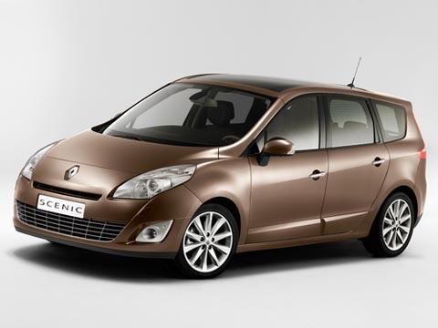 Отзывы о Renault Grand Scenic (Рено гранд сценик)