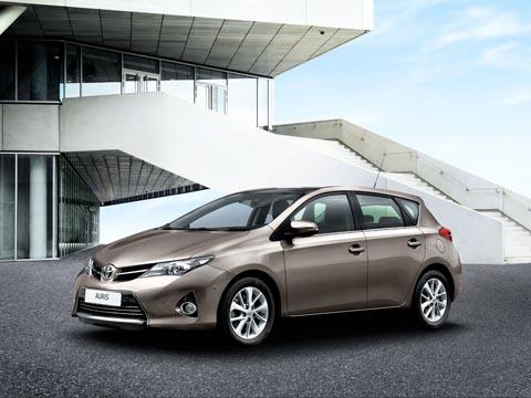 Отзывы о Toyota Auris 2015 (Тойота Аурис 2015)