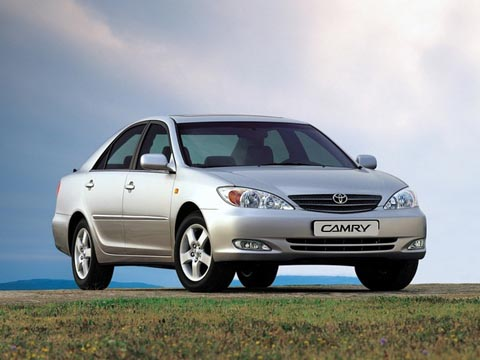Тойота Камри 5 поколения