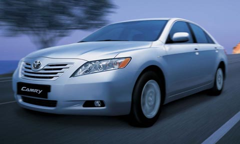 Отзывы о Toyota Camry v40 (Тойота Камри 40)