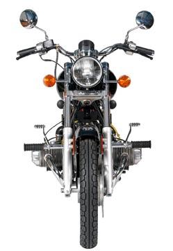 мотоцикл Ural Volk